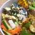 お弁当におすすめ♬のり卵ほうれん草