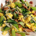 スピード副菜!チンゲン菜と卵の生姜炒め