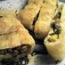 アボカド納豆のサクサク焼き