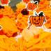 かぼちゃのモンブランタルト