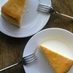 ふわふわ ブルーチーズケーキ