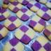 紫芋のクッキー