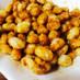 リクエスト給食1位の大豆の甘辛揚げ