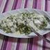 ♪野菜を食べよう♪ほうれん草のニョッキ・チーズクリームソース♪♪