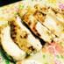 鶏胸肉のクレージーソルト酒蒸し焼き