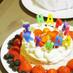 卵1個で型が不要のケーキ(4号12cm)