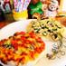 発酵なし☆めっちゃおいしい簡単ピザ生地