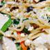 高野豆腐と切り干し大根の卵とじ