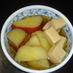高野豆腐とさつまいもの含め煮