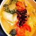 簡単美味★すりゴマと豆板醤で担々スープ