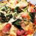 発酵なし!5分で完成クリスピーピザ生地