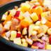 甘辛ころころ大豆と根菜煮♪簡単常備菜