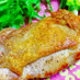 安い鶏肉を絶品に♡パリパリチキンの焼き方
