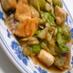レタスと鶏肉のオイスター炒め