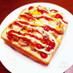 ゜゚*☆納豆トースト☆*゚ ゜