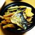 筍と身欠きニシンの煮物