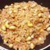 レンジで簡単 大豆とひき肉のトマト煮