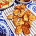 ✿鶏肉のガーリックチーズパン粉焼き✿