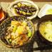 鮭と枝豆の炊き込みご飯