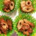 お弁当に☺ちくわの照り照り胡麻炒め