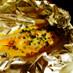 フライパンで簡単!鮭の味噌マヨホイル焼き