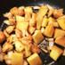 鶏むね肉と大根のしっとり照り炒め
