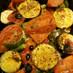 グリルパンで簡単!野菜のシンプルグリル