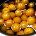 簡単!つやつやの金柑の甘露煮