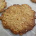 ★危険な★オートミールメープルクッキー