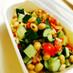 作り置き✨きゅうりと大豆のサラダ風♬