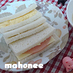 スタンドの卵サンド