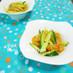 中華クラゲときゅうりのサラダ♪