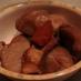 ホッとする♡里芋と油あげの煮物