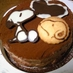ふんわりとろける チョコレートケーキ