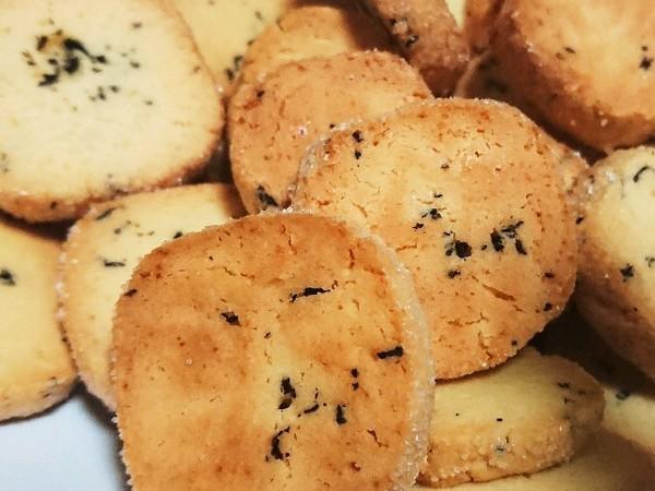 サクサク☆美味しいアイスボックスクッキー