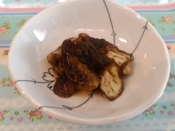母の味〜ナスとトロロ昆布のとろっと煮