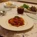門外不出のトマトパスタ9000レポ感謝!