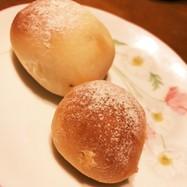 オレンジピール&ホワイトチョコちぎりパン