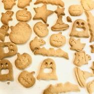 型抜きクッキー 基本簡単スプーンクッキー