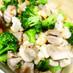アスパラと鶏と海老の塩炒め