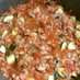 玄米 ツナトマトリゾット