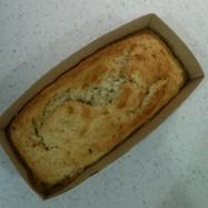 ★たっぷりバナナでもっちりパウンドケーキ