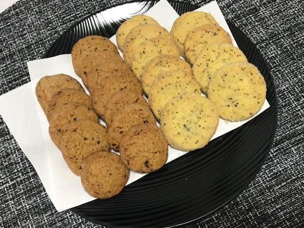 紅茶のクッキー・アイスボックスクッキー