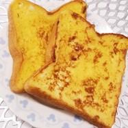 超簡単フレンチトースト♡