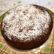 ●炊飯器で焼く☆HMで生チョコケーキ♡●