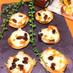 食パンで簡単!北海道♪ハニーチーズタルト