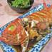 料亭の煮つけ*きんき・金目鯛のあめ炊き