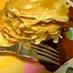 【カナダの朝ごはん】秘伝のパンケーキ
