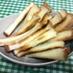 レンジで5分☆簡単食パンラスク