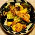 ごろっと野菜と塩麹鶏のソテー